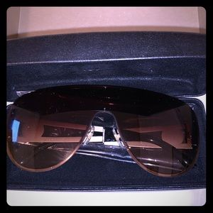 Versace brown sunglasses -brand new!
